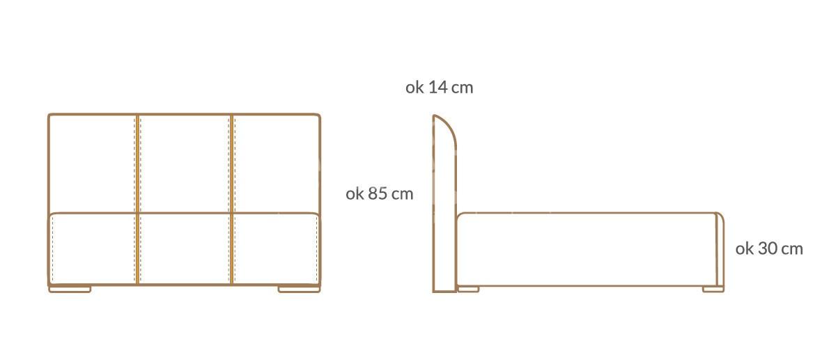 lozko tapicerowane largo wymiary 01
