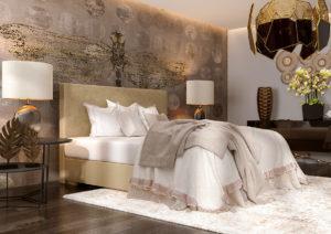 Łóżko dla dwóch osób
