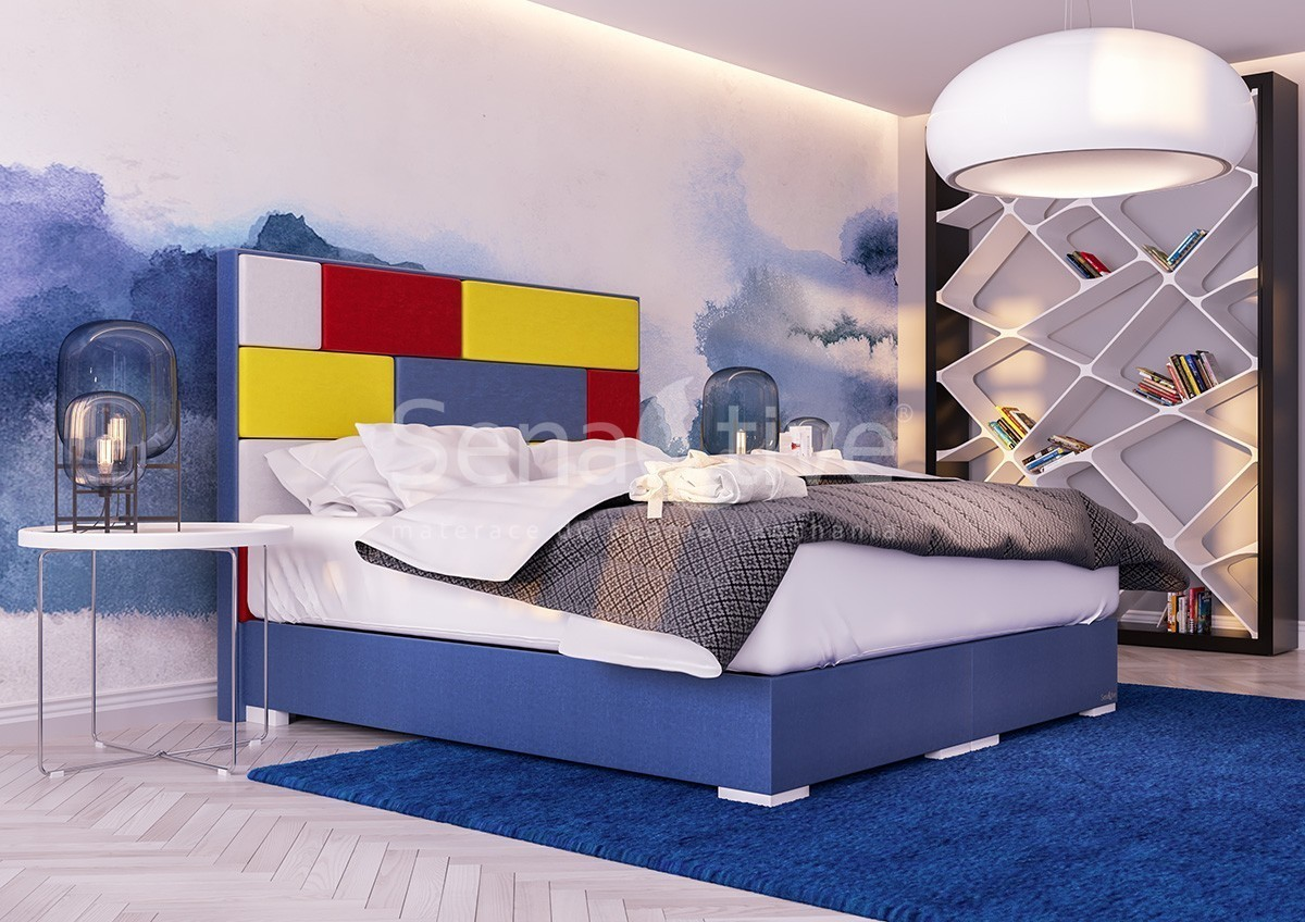 Łóżko Barcelona Senactive