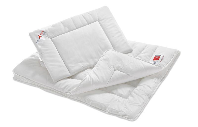 kolderka i poduszka dla dzieci
