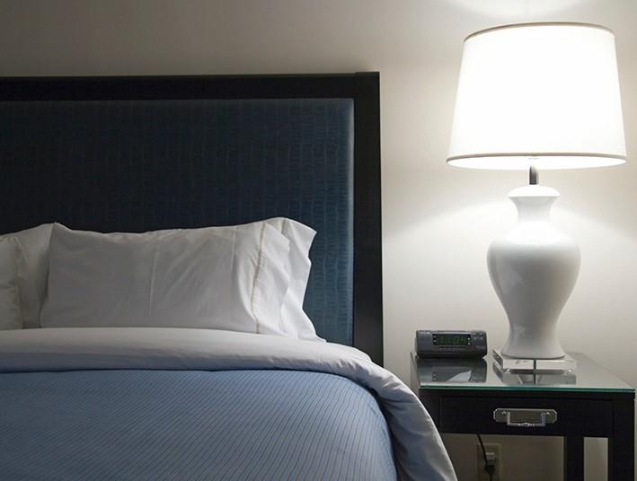 Cena łóżek hotelowych